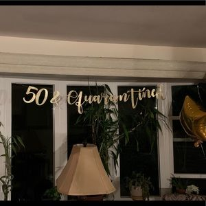 Other - 50 & Quarantined Banner